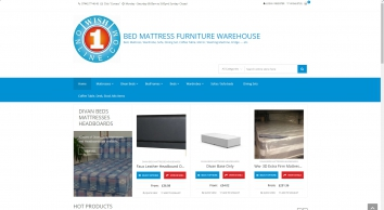 Front Page - Bed Mattress Furniture Warehouse