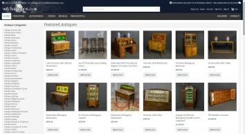 Antique Furniture for Sale - Victorian & Edwardian - Buy Online