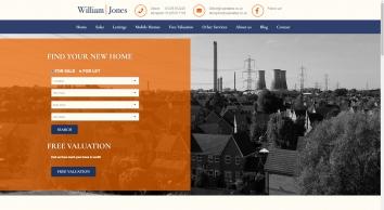 William Jones Estate Agents, Didcot