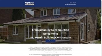 W J Martin Building Contractors Ltd