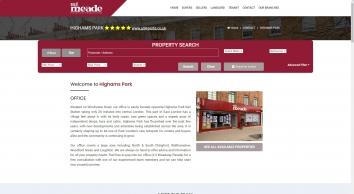 WJ Meade- Highams Park
