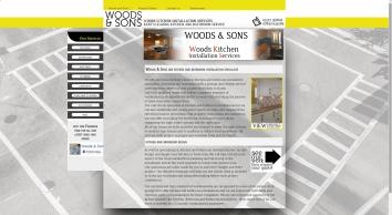 Woods & Sons Kitchen & Bathroom Installation Specialists