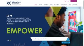 William Morris Sixth Form