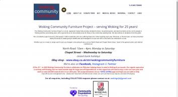 Woking Community Furniture Project