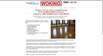 Woking Flooring