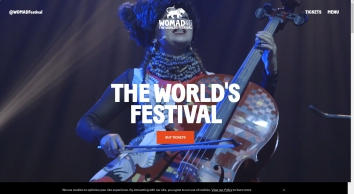 WOMAD UK | The World\'s Festival