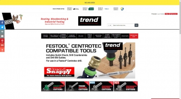 Wonkee Donkee Trend Router Bits and Router Tools