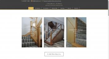 Thomas Ferns Bespoke Staircases