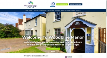 Woodbine Manor providing the very best facilities and care in Bognor Regis