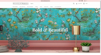 Woodchip & Magnolia | Online Wallpaper Shop