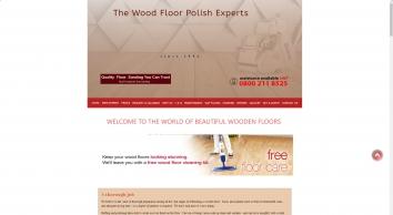 Wood Floor Polishing Experts, N16 - Affordable Wooden Flooring Repair & Parquet Restorations