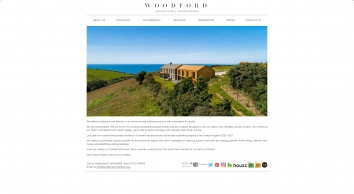 Woodford Architecture + Interiors | RIBA Chartered Architects - Devon
