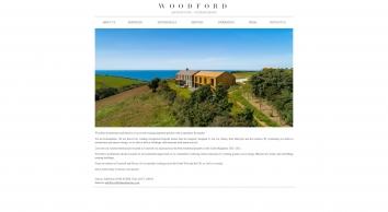 Woodford Architecture + Interiors | RIBA Chartered Architects - Devon