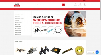Woodford Woodworking Machinery & Tooling Limited
