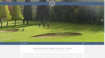 Woodlands Manor Golf Club