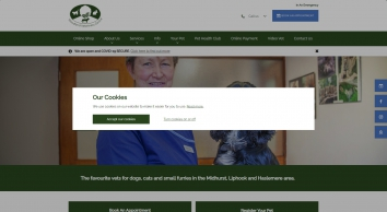 Woodland Veterinary Centre   The Favourite Vets for Dogs, Cats and Small Furries in Midhurst, Liphook and Haslemere - Woodland Vet Centre