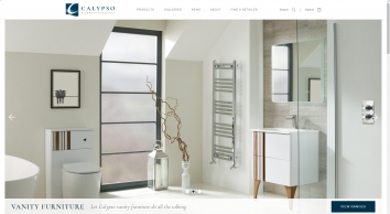 Calypso Bathroom Furniture