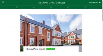 Hideaway Mews, Chiswick   Wooldridge Group