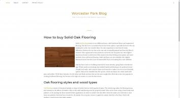 Worcester Park Blog