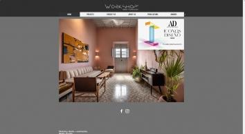 Workshop, diseño y construcción
