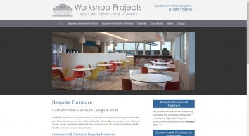 The Workshop Projects Ltd