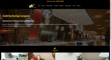 Worksurface Products Ltd