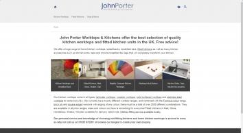 John Porter Worktops