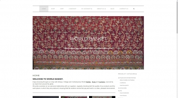 Browse our world textiles,dhurries,baskets,cushions, duvet covers and rugs.