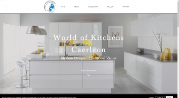 World of Kitchens Caerleon