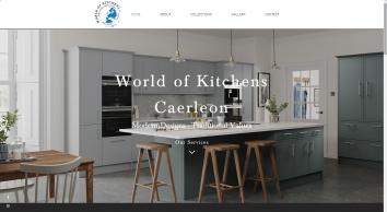 World of Kitchens Caerleon