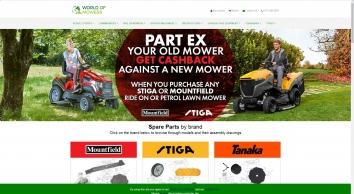 World Of Mowers, ATV\'s, Quads & Tractors