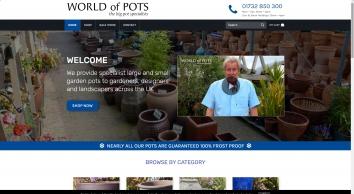 World Of Pots