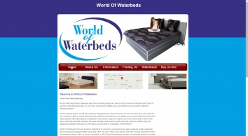 World Of Waterbeds