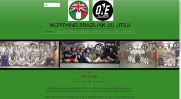 Worthing BJJ, Brazilian Jiu Jitsu Sussex