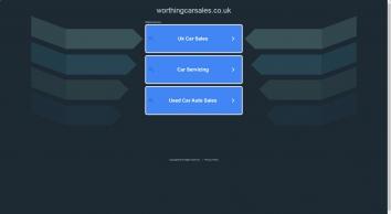 Worthing Suzuki