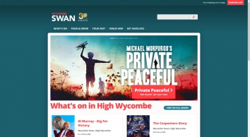 Wycombe Swan | High Wycombe