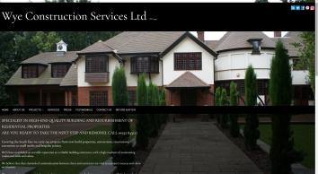 Wye Construction Services Ltd