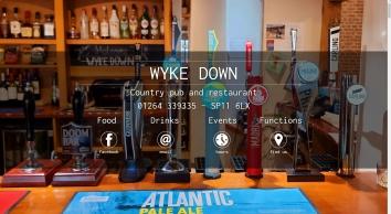 Wyke Down Ltd