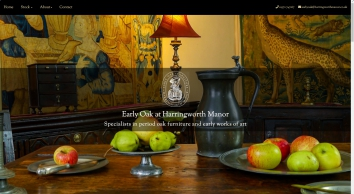 Early Oak Furniture & Other Interesting Objects