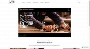 X8 Solutions Group – X8 Solutions Group