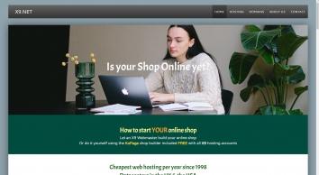 cheap uk web hosting 5 minutes website builder