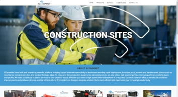 XCommNet | XCommNet - WAN Bonding | Viprinet | SD-WAN | Rapid Deployment | Construction | Event streaming