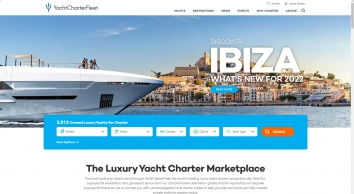 LUXURY YACHT CHARTER - view all the best Superyacht Rentals