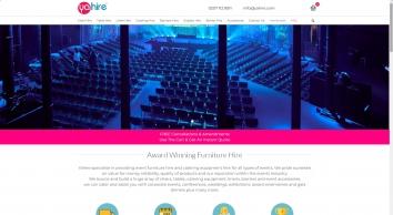 Yahire Ltd - Furniture hire London