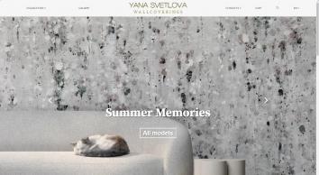 Yana Svetlova Wallcoverings