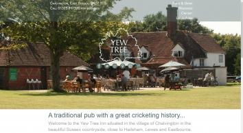 Yew Tree Inn | Chalvington | Traditional pub in the Sussex countryside | Ripe | Lewes | Pelham Buckle | Homemade food | Free house | Cricket Club | Weddings | Free standing marquees | Camping | Lewes Castle | Pevensey Castle | Alfriston