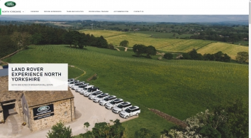 Landrover Experience North Yorkshire