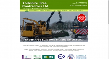 Yorkshiretreecontractors