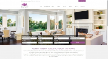 HomePage - Your City Property