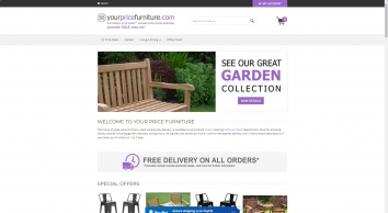 Your Price Furniture | Garden and Dining Chair Furniture Retailer